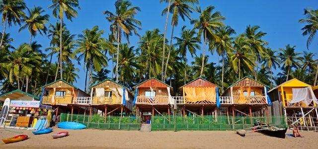 Лучшие пляжи Южного Гоа: сбелым песком, счерным песком, секретные