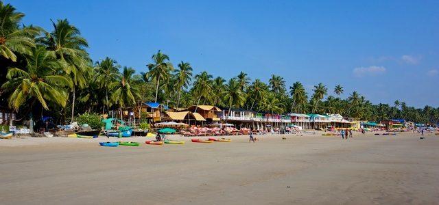 Палолем-бич: правдали, что это лучший пляж вЮжном Гоа?