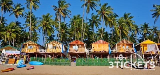 Все пляжи и курорты Южного Гоа, Индия: наш отзыв, фото, описание