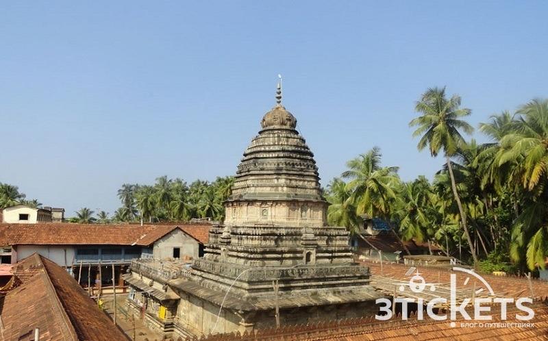 Храм Махабалешвар, Гокарна, Индия