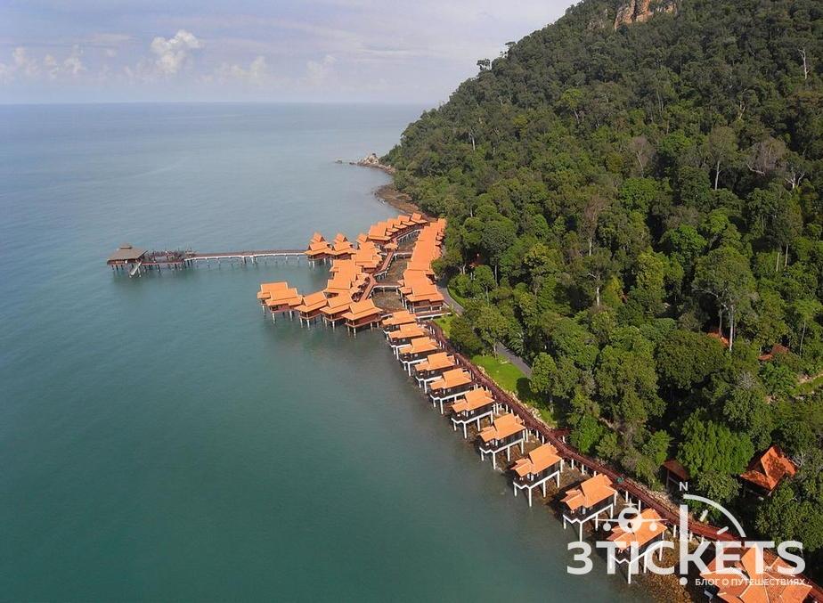 Курортный отель Берджая (Berjaya Langkawi Resort) Лангкави