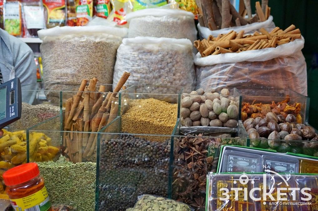 Рынок в Маргао, Гоа, Индия