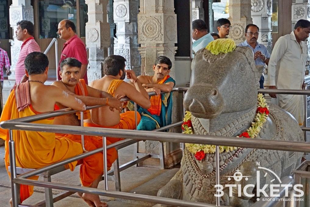 Храм Шивы в Мурдешваре
