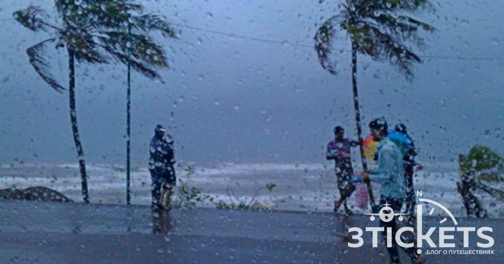 Погода на Гоа в апреле