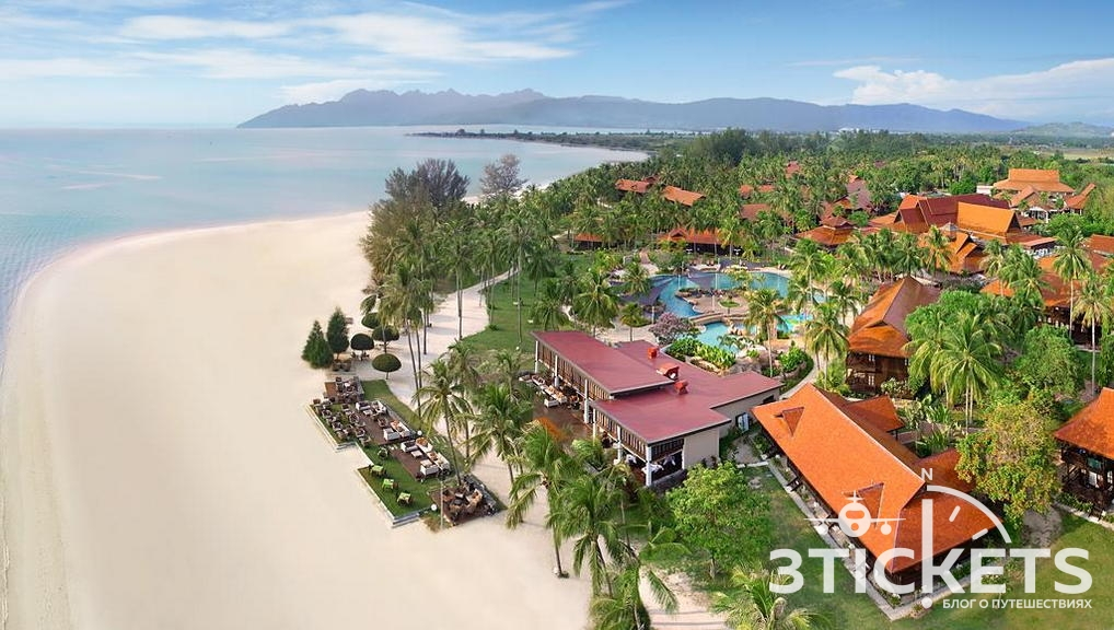 Отель Меритус (Meritus Pelangi Beach Resort And Spa, Langkawi) Лангкави