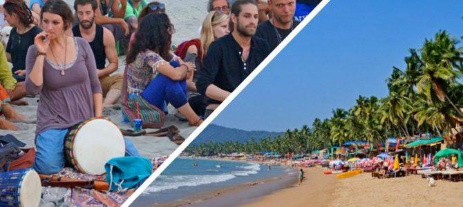 Индия, Гоа: куда лучше ехать отдыхать ичем отличается Северный Гоа отЮжного