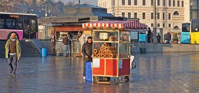 Зимний Стамбул: холодный, новсе такойже любимый ипрекрасный