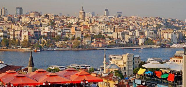 Длительная стыковка ваэропорту Стамбула: используем свыгодой