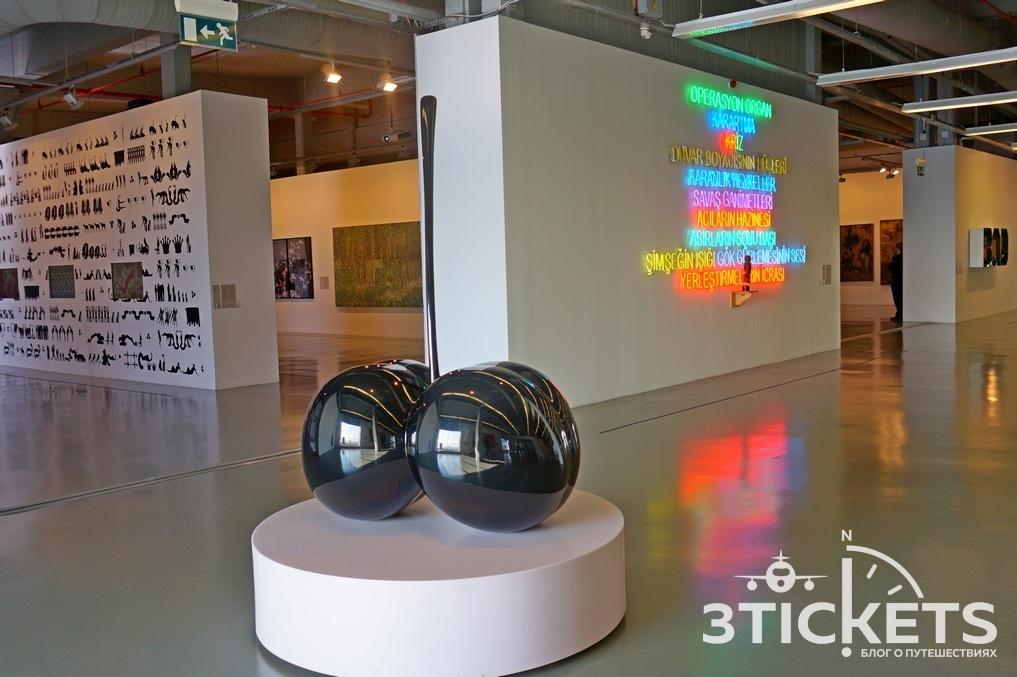 Стамбульский музей современного искусства