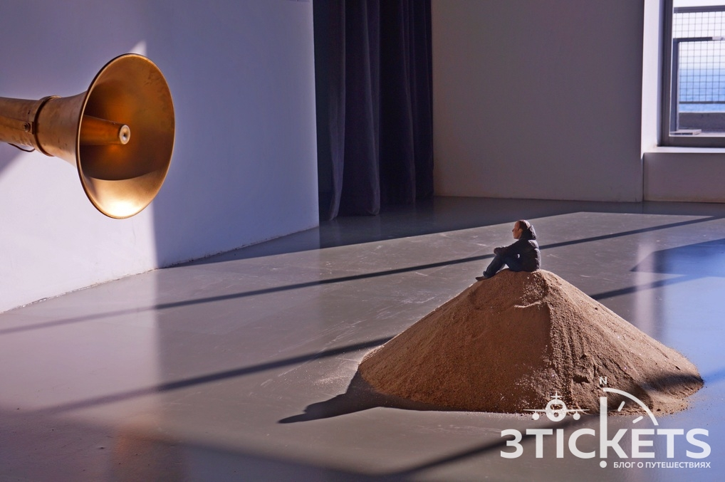 Музей современного искусства в Стамбуле