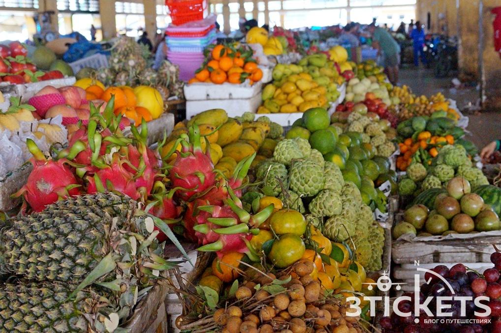 Цены на продукты в Нячанге