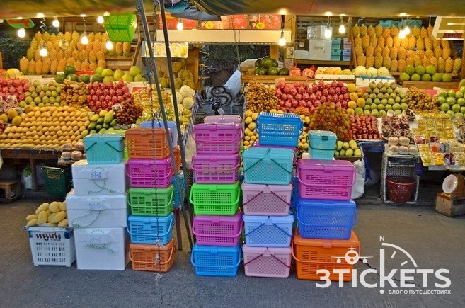 Можноли вывозить фрукты из Гоа вручной клади?
