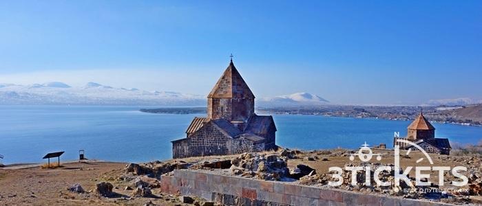 Экскурсия на озеро Севан в Армении: фото и где находится