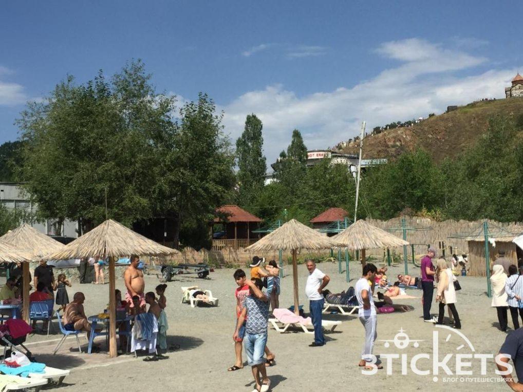 Отель Камбуз на озере Севан