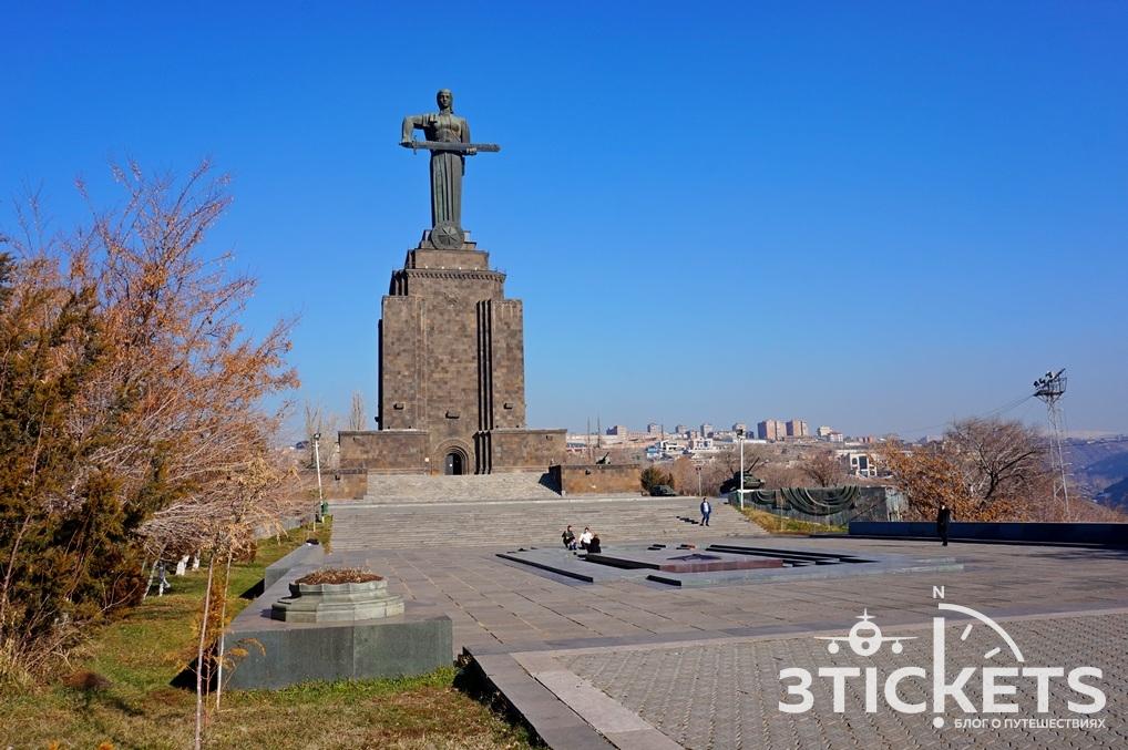 """Монумент """"Мать Армения"""""""