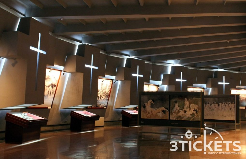 Музей геноцида в Ереване