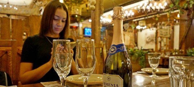 Наш рейтинг 7 лучших ресторанов вцентре Еревана