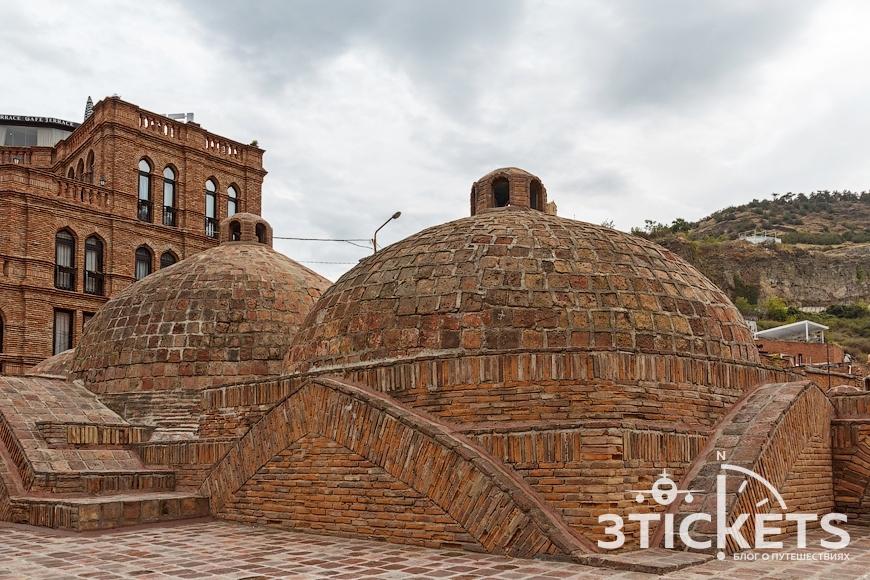 Тбилисские серные бани (Абанотубани)