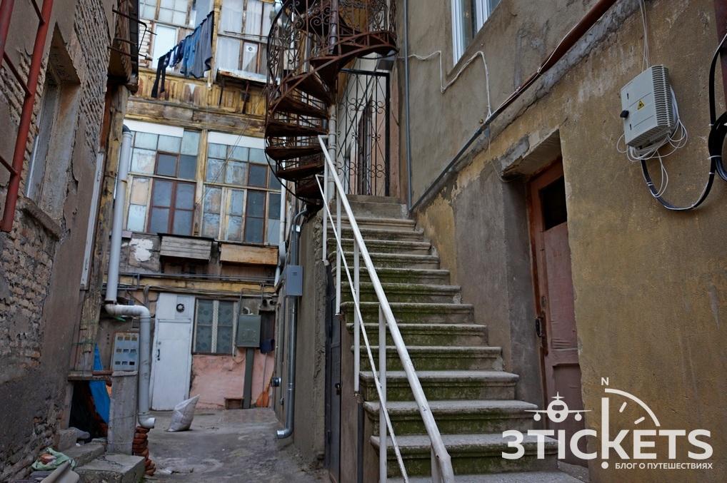 Как игде снять квартиру вТбилиси: наш опыт