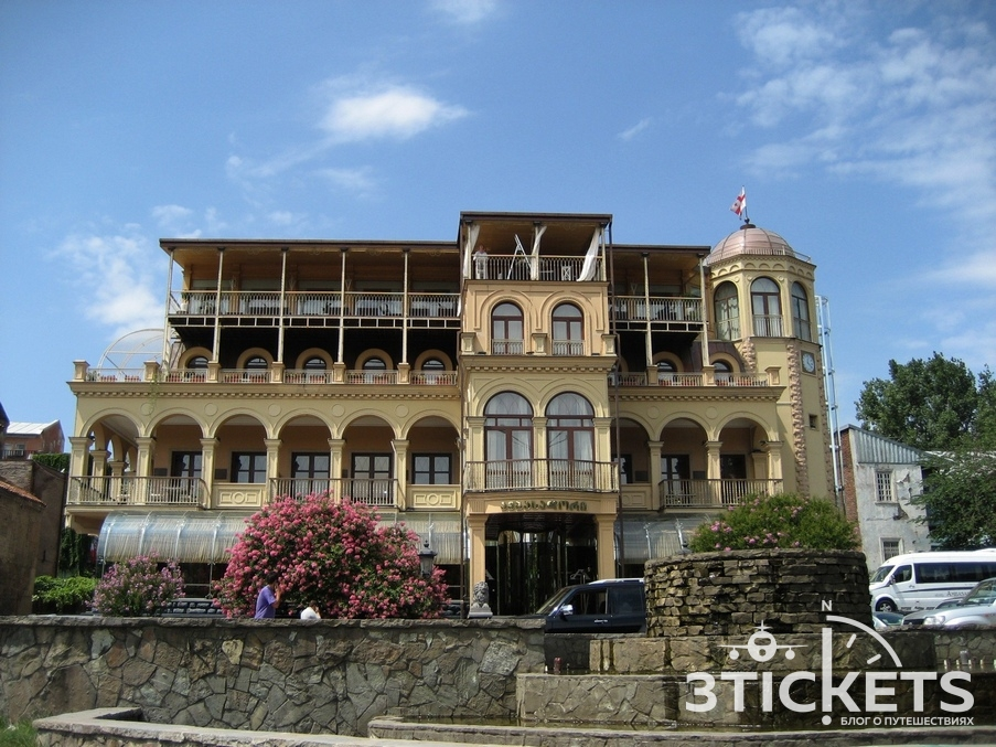 Отель Старый Тбилиси