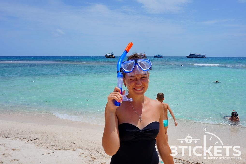 Экскурсии на Самуи: Поездка на острова Ко Тао и Ко Нанг Юань