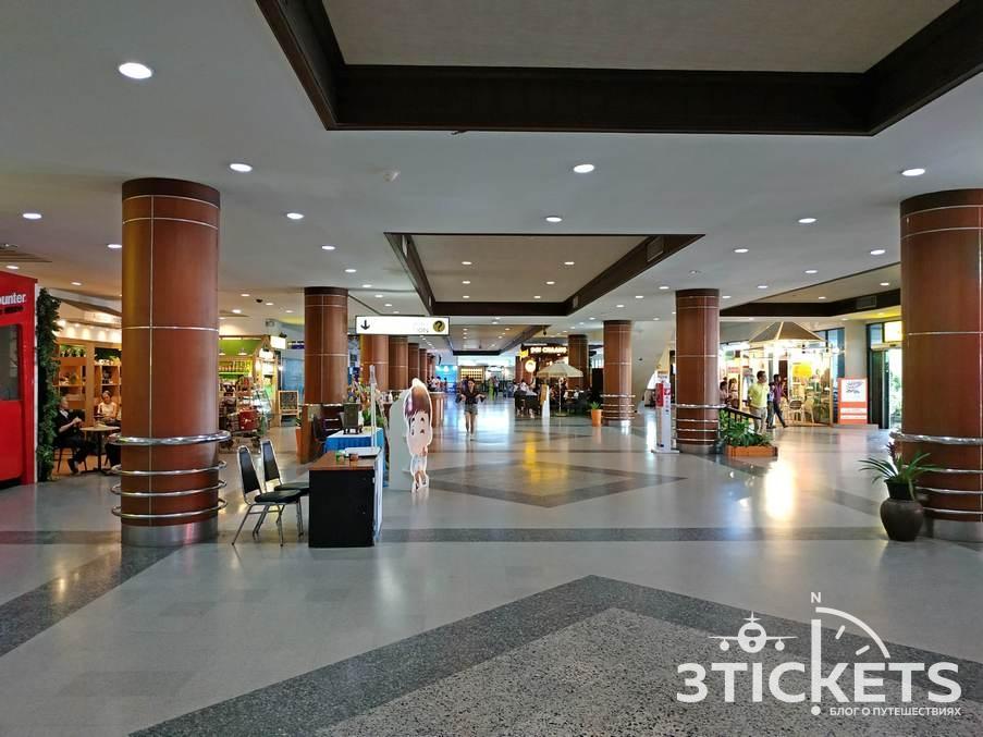 Как добраться из Бангкока на Самуи дешево: аэропорт Сураттани