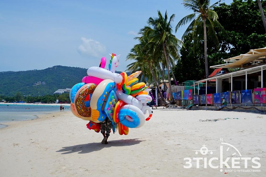Новый год на острове Самуи