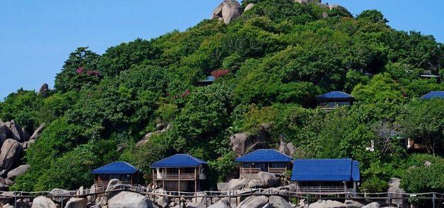 Единственный инеповторимый отель нарайском острове Нанг Юань— встречайте: Nangyuan Island Dive Resort