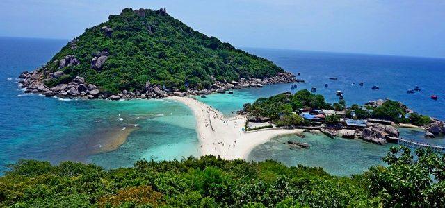 КоНанг Юань вТаиланде: райский остров, откуда выгоняют всех туристов после 5 часов вечера