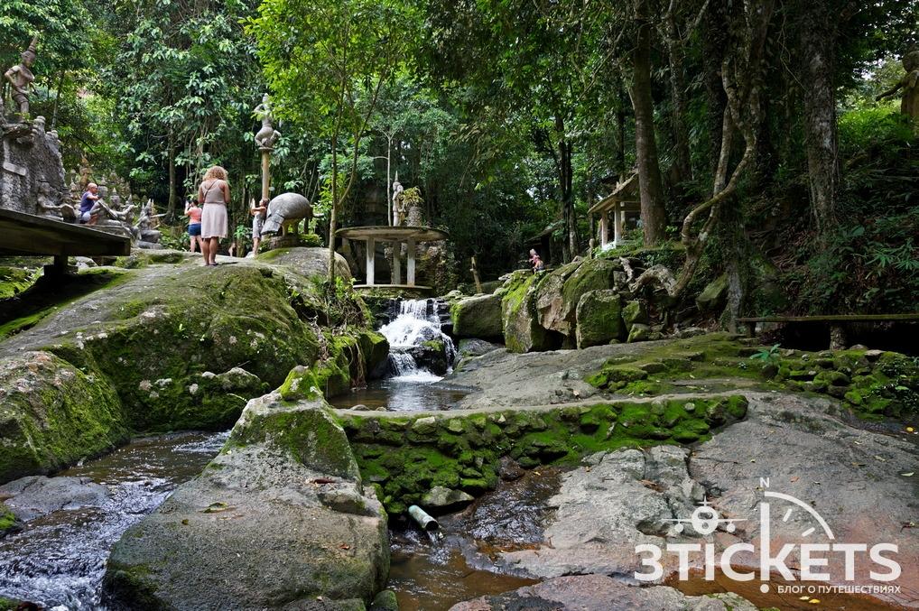 Достопримечательности Самуи: Секретный сад Будды (Secret Buddha Garden)