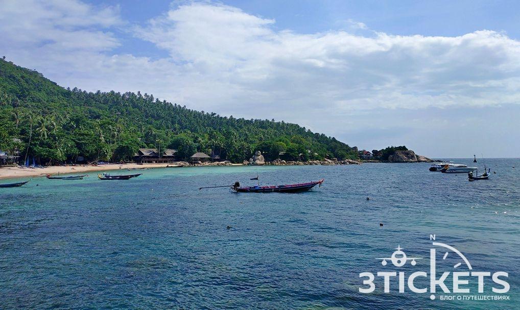 Побережье острова Ко Тао