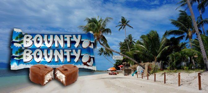 6 локаций, где снимали рекламу «Баунти»— райское наслаждение
