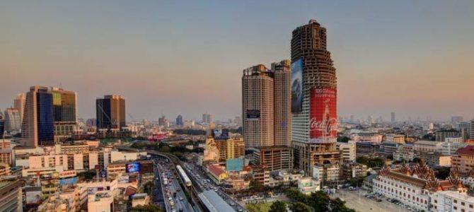 Башня Саторна— история заброшенного небоскреба вБангкоке