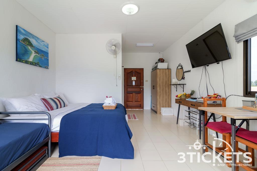 Хорошая квартира на Чавене, самуи: наш отзыв о жилье и цены