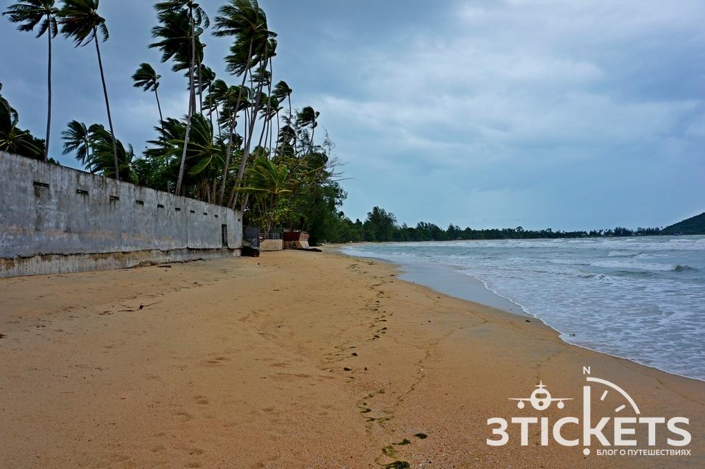 Пляж Липа Ной на Самуи (Таиланд)