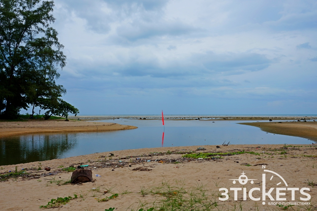 Пляж Банг Као на Самуи (Таиланд)
