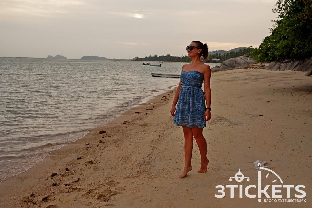 Пляж Баан Тай наострове Панган: описание, фото, отели инаш отзыв
