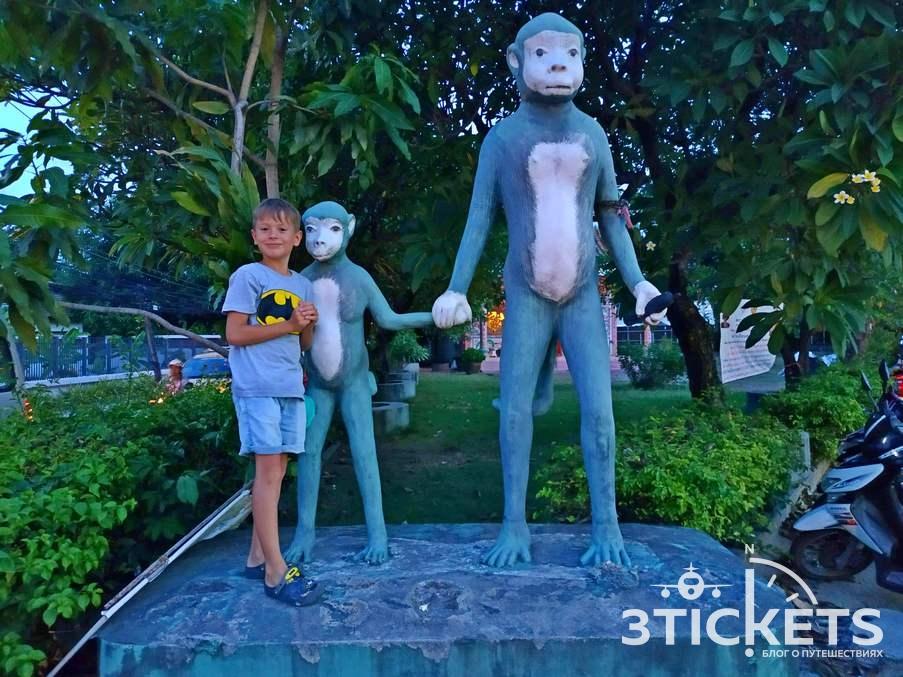 Пляж Чавенг на Самуи, Таиланд