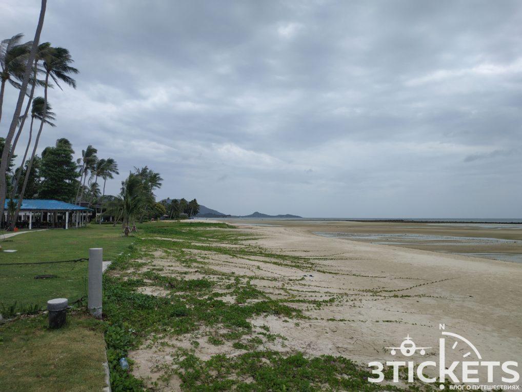 ПляжOrchid Resort на Самуи