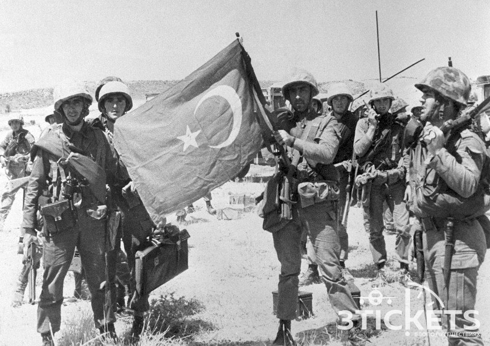Почему южный и Северный Кипр разделились
