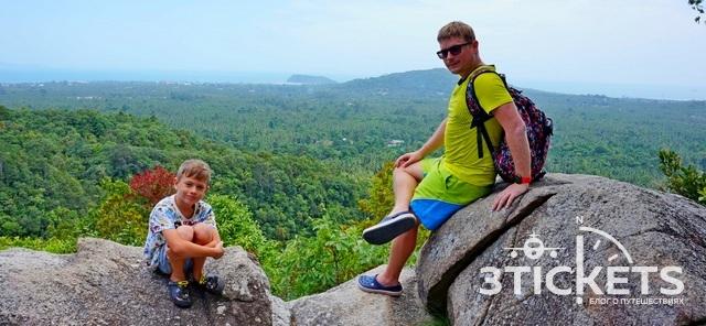 Водопад Паенг наПангане: лучшая природная достопримечательность острова