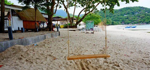 Лучшие пляжи Пангана для проживания икупания: наш фото-обзор