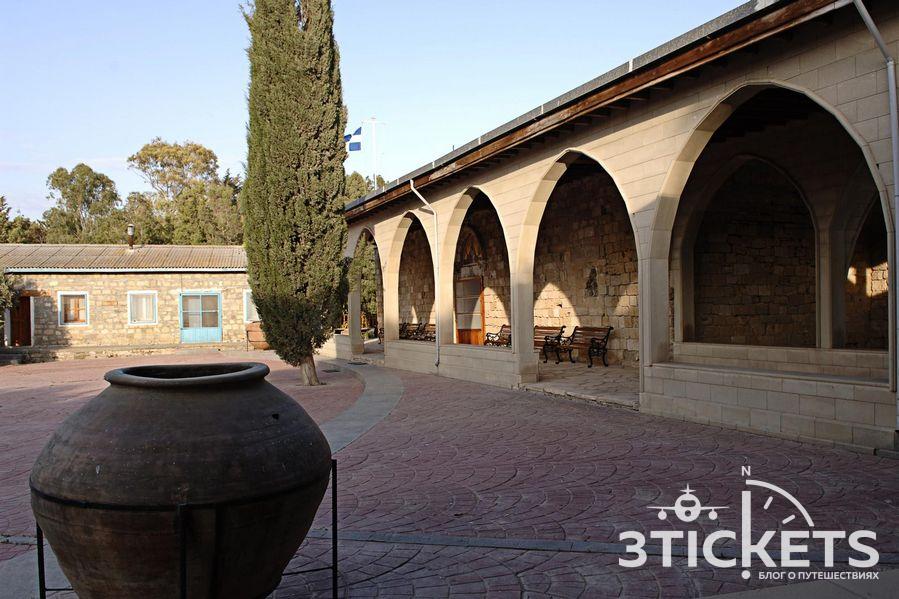 Монастырь Святителя Николая в Лимассоле, Кипр