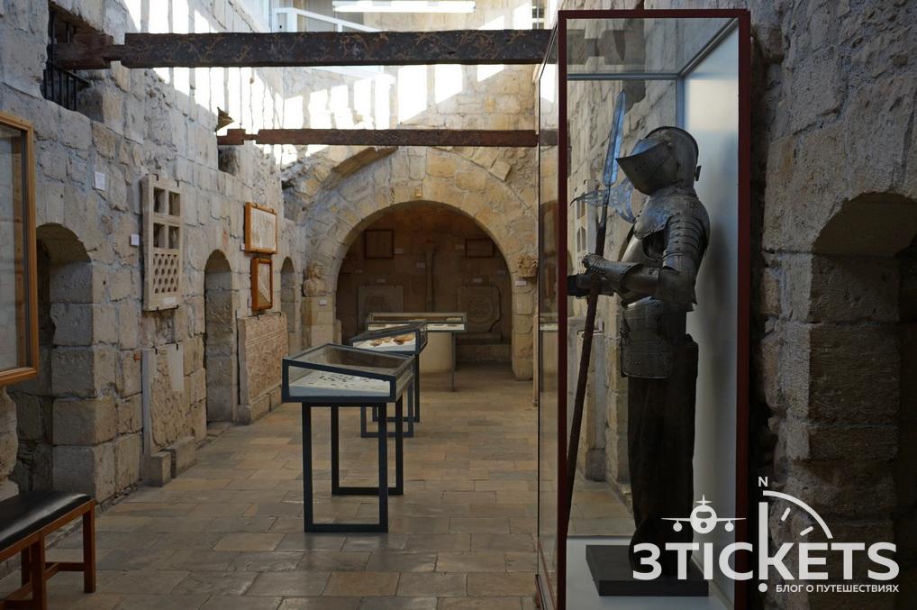 Достопримечательности Лимассола на Кипре: Лимасольский замок