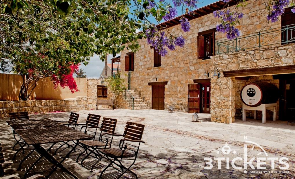Кипрский Музей вина в Лимассоле (Cyprus Wine Museum)