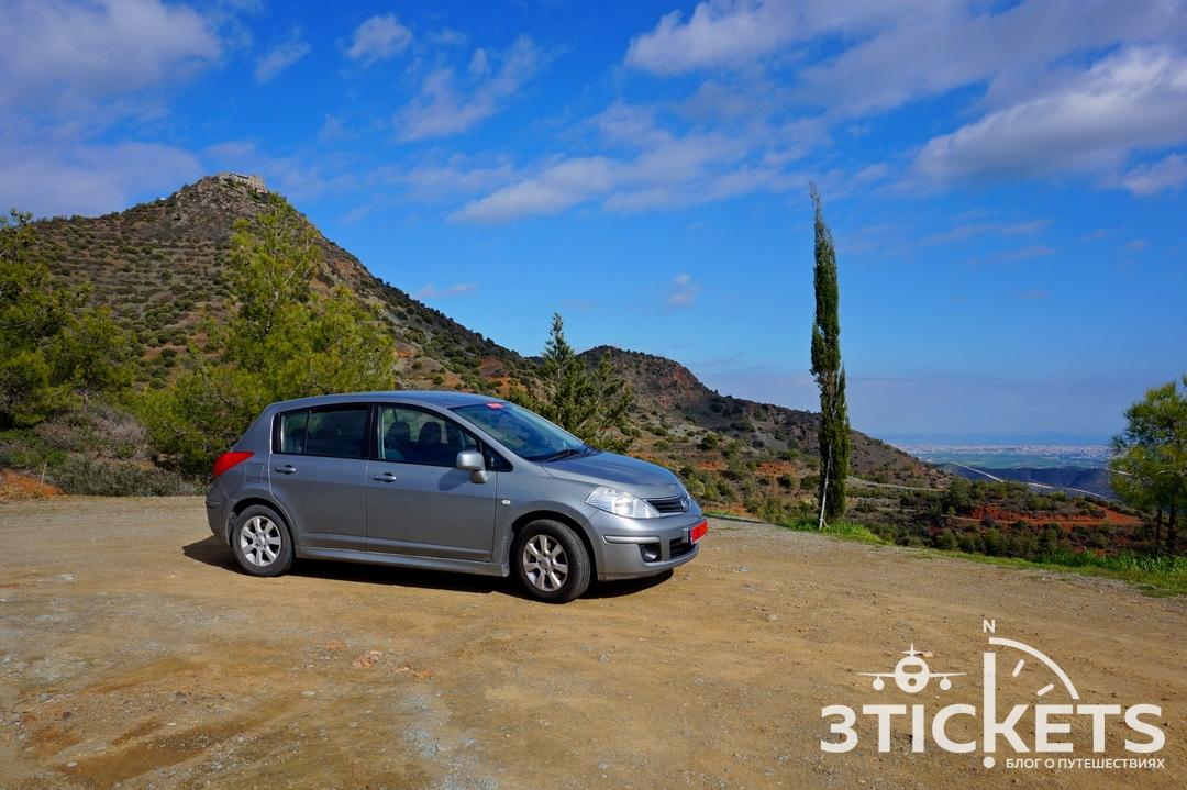 Rent car Cyprus
