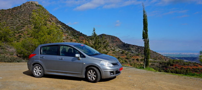 Что нужно знать опрокате машин наКипре— как мысняли автомобиль исколько это стоит