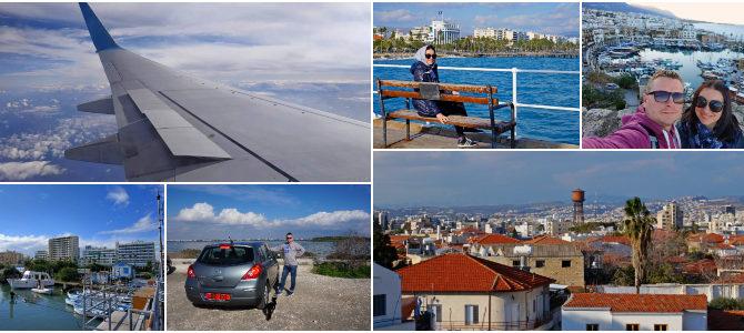Наш маршрут поКипру наавто занеделю— 7 городов, 2 страны