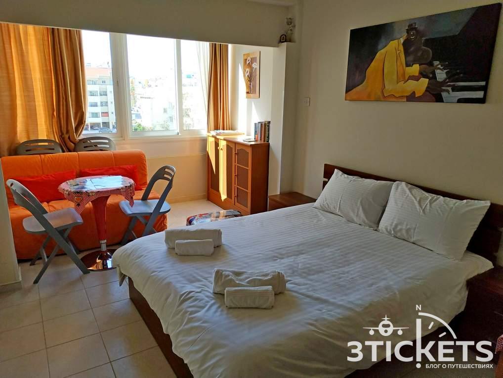 Сколько стоит жилье на Кипре: квартира в Ларнаке