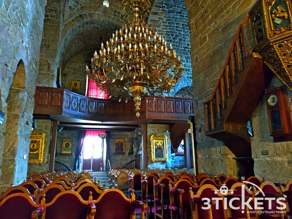 Церковь Святого Лазаря в Ларнаке, Кипр